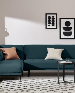 Harlow Chaise End Sofa Bed