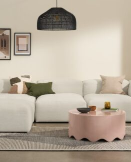 Livienne Chaise End Corner Sofa