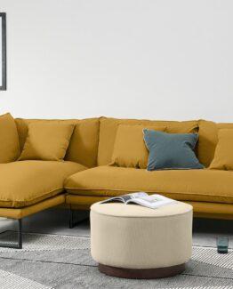 Malini Chaise End Sofa