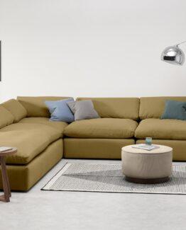 Samona Corner Sofa