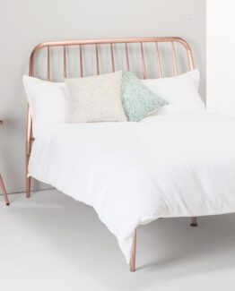 Alana King Size Bed