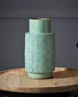 Axel Earthenware Vase