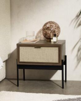 Balmore Bedside Table