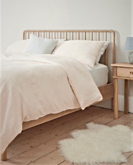 Bergen Oak Bed