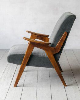 Brando Velvet Armchair