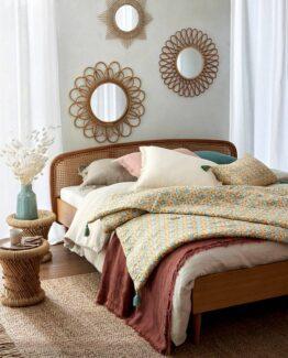 Buisseau Oak Bed