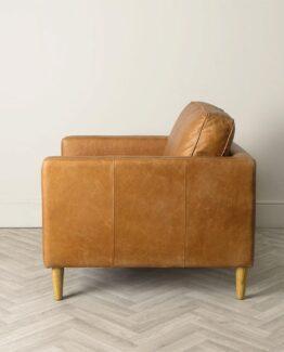 Citadel Leather Armchair