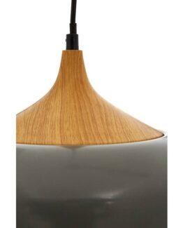 Contrast Domed Pendant Ceiling Light