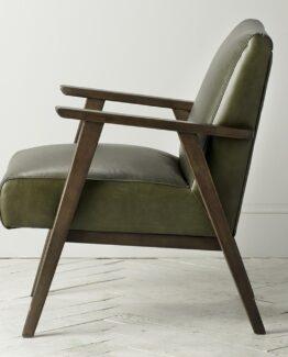 Dan Leather Armchair