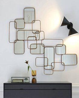 Dedale Wall Mirror