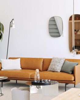 Hamilton 3 Seater Sofa