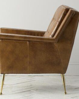 Ike Leather Armchair