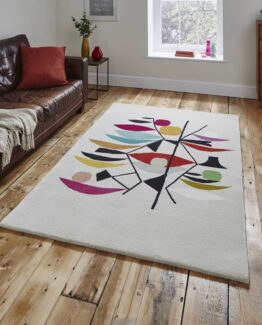 Inaluxe Shipping News Rug