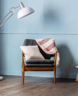 Jean Putty Grey Armchair
