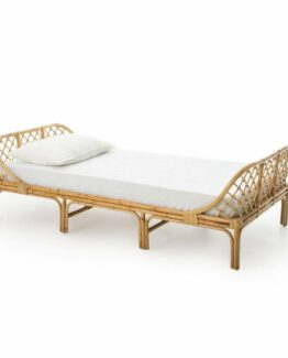 Katsuki Child's Rattan Bed
