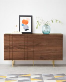 Keaton Wide Chest of Drawers