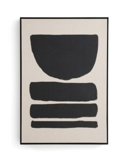 Lodga Printed Canvas