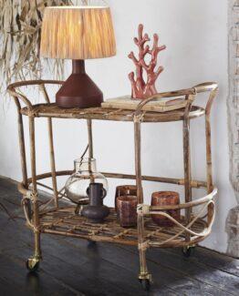 Lucena Bamboo Trolley
