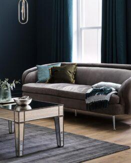 Murray Velvet Sofa