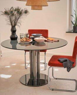 Neso Round Dining Table