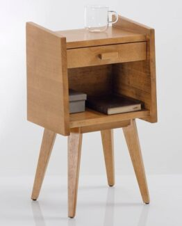 Quilda Bedside Table