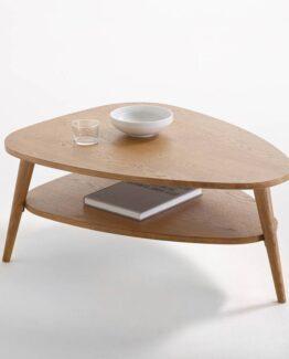 Quilda Oak Coffee Table