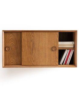 Quilda Oak Wall Cabinet