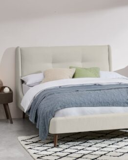 Raffety King Size Bed