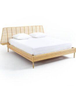 Saghil Rattan Cane Bed