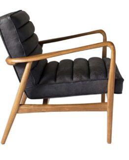Scott Ebony Armchair