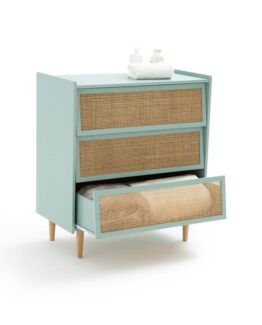 Taga Cane Chest of Drawers