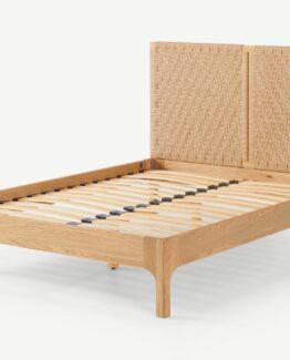 Tulana Natural Weave Bed
